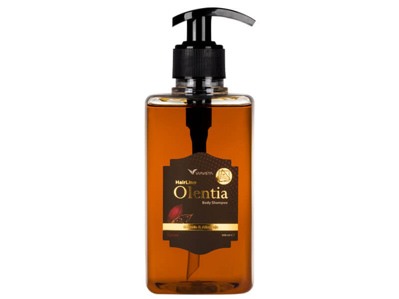HairLine Olentia Shower Gel Cacao
