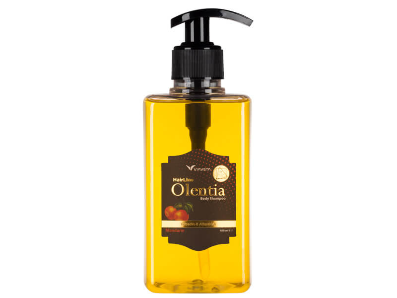 HairLine Olentia Shower Gel Mandarin