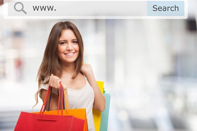 <b> eCommerce Site </b> <br> and online trading services